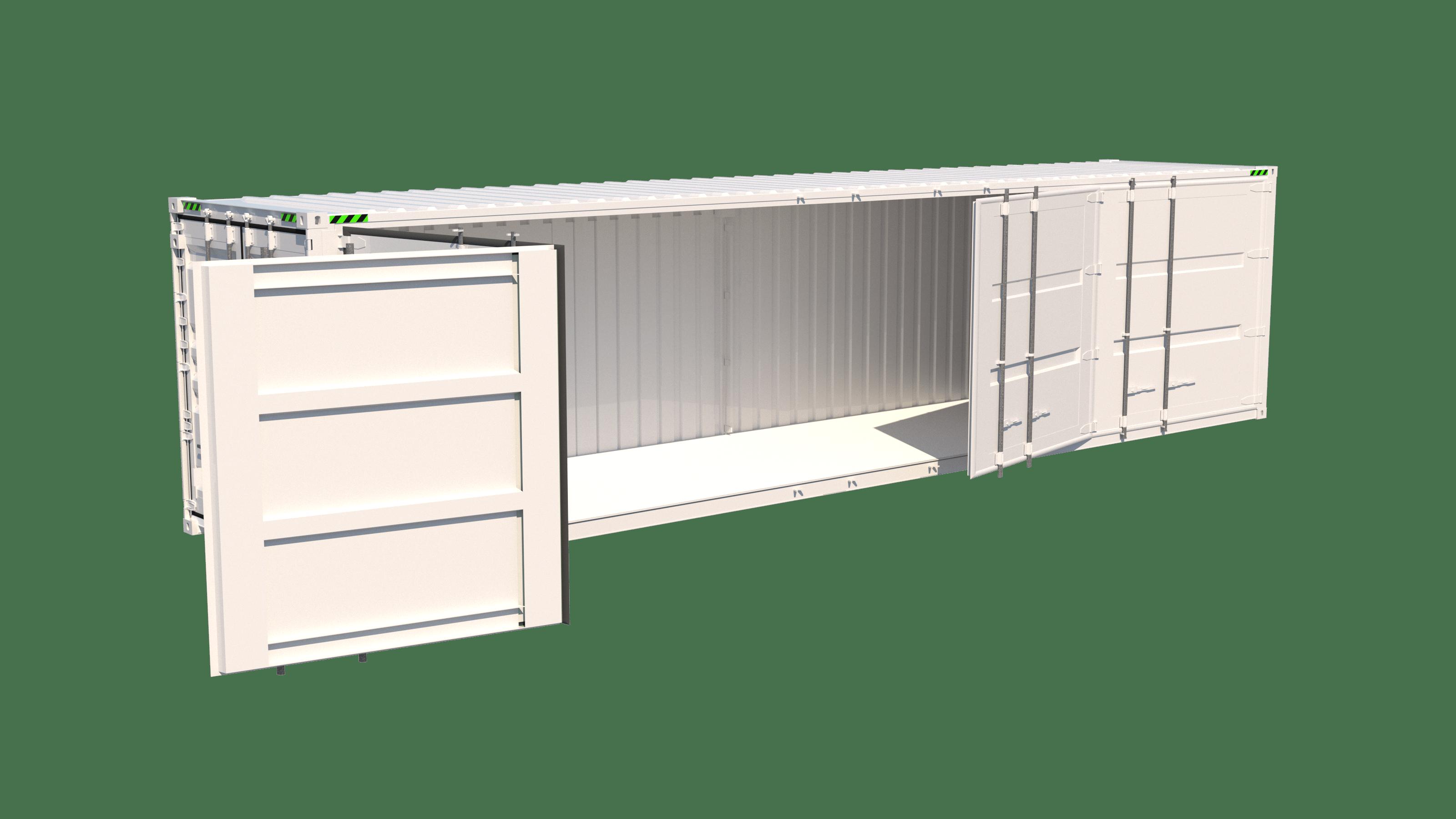 MonCargo Container